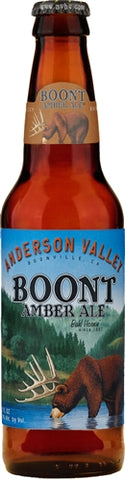 Beer: Anderson Valley Boont Amber Ale - 355ml - 5.8% by wishbeer1