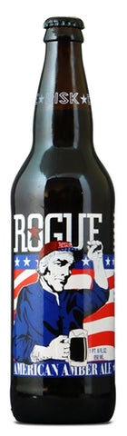 Beer: Rogue American Amber Ale - 355ml - 5.3% by wishbeer1