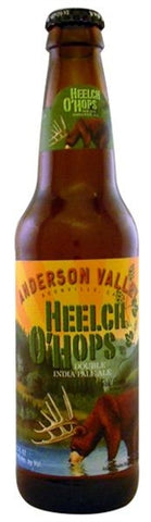 Beer: Anderson Valley Heelch O'Hops - 355ml - 8.7% by wishbeer1