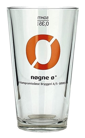Glass: Nogne O Glass by wishbeer1