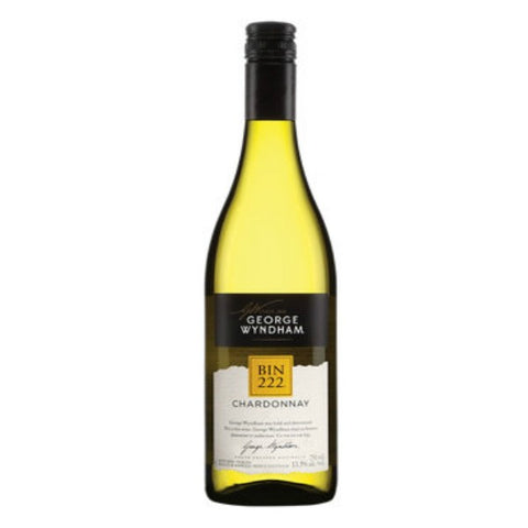 Wyndham Estate Bin 222 Chardonnay (Aus) - 750ml - 13.5%