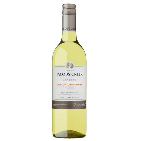 Jacob's Creek Semillon Chardonnay - 750ml - 12.5%