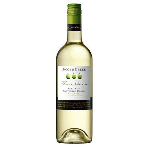 Jacob's Creek Three Vines Semillon Sauvignon - 750ml - 13.0%