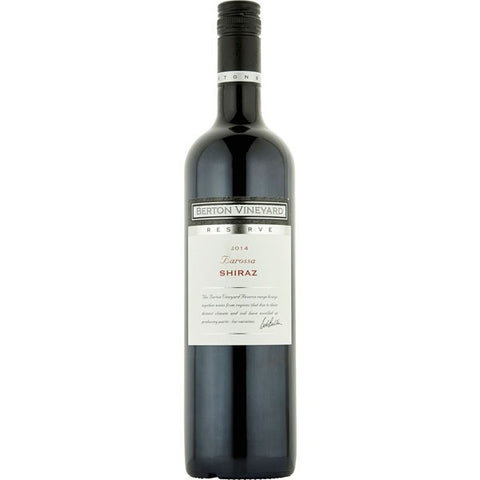 Berton vineyards Reserve Shiraz Barossa - 750ml - 14.5%
