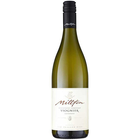 Millton Riverpoint Vineyard Viognier - 750ml - 13.5%