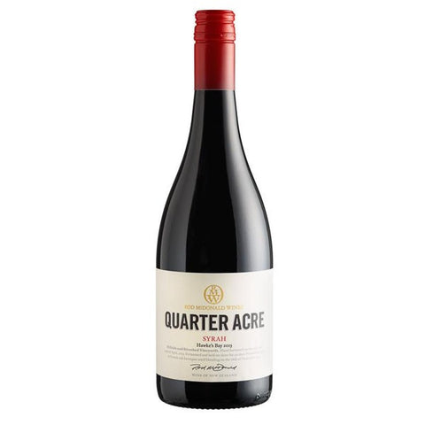 Rod Mcdonald Quarter Acre Syrah - 750ml - 13.0%