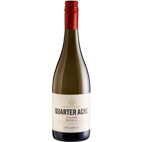 Rod Mcdonald Quarter Acre Viognier - 750ml - 13.0%