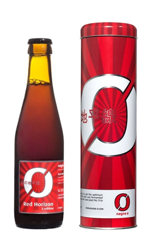 Nogne O Red Horizon 3d Ed. - 250ml - 12.5% - Anglo-American  Strong Ale