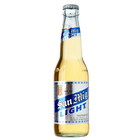 San Miguel Light (1x24) - 330ml - 3.5%