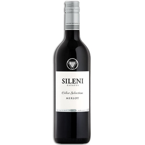 Sileni Estates  Merlot Hawke's Bay - 750ml - 13.5%
