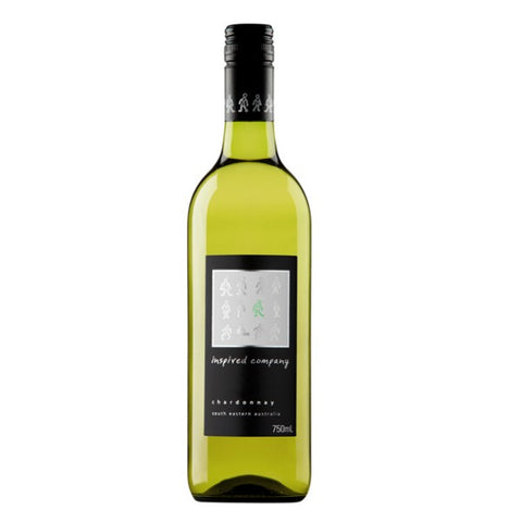 Qualia Wines Inspired Company Unoaked Chardonnay - 750ml - 13.0%