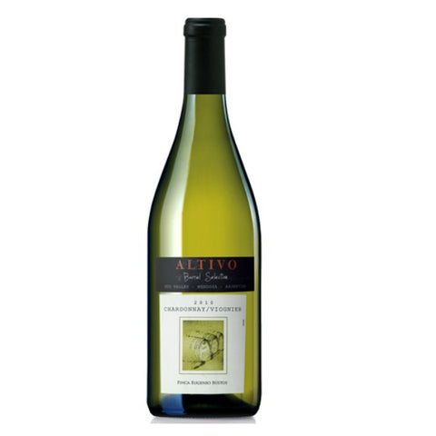 Altivo Barrel Selection Chardonnay - 750ml - 13.0%