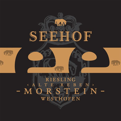 "Seehof Morstein ""Alte Reben"" Riesling - Germany - 750ml"