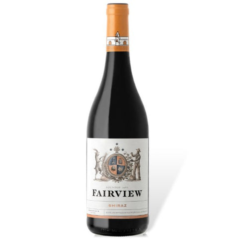 Fairview Wines- South Africa Shiraz - 750ml - 14.5%