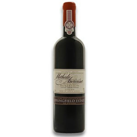 Springfield Estate Wines Methode Ancienne Cabernet Sauvignon - 750ml - 13.2%
