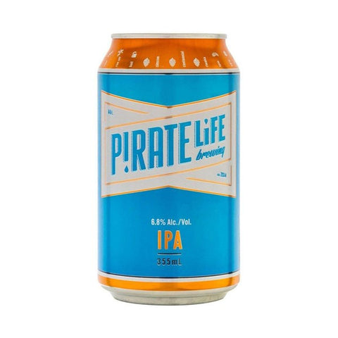 Pirate Life Ipa (Can) - 355ml - 6.8%