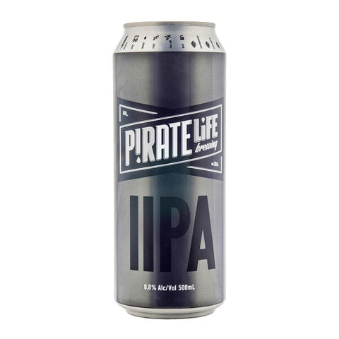 Pirate Life Double Ipa (Can) - 500ml - 8.8%