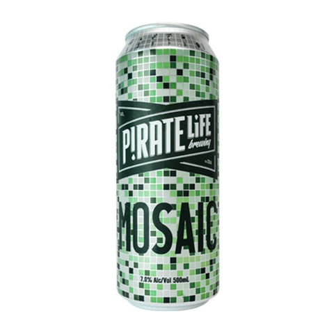 Pirate Life Mosaic (Can) - 500ml - 7.0%