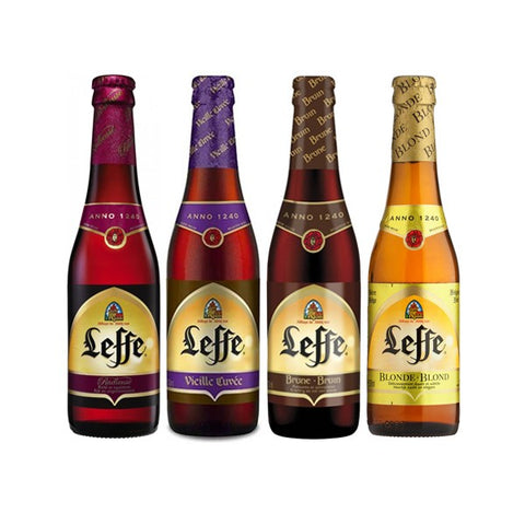 Leffe Discovery Set - 4x330ml