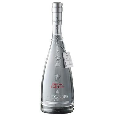 Bottega S.p.A Grappa Prosecco Red Rose 500ml. - 750ml - 38.0%