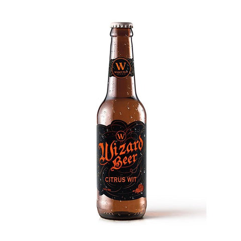 Wizard Beer Citrus Wit - 330ml - 5.0%