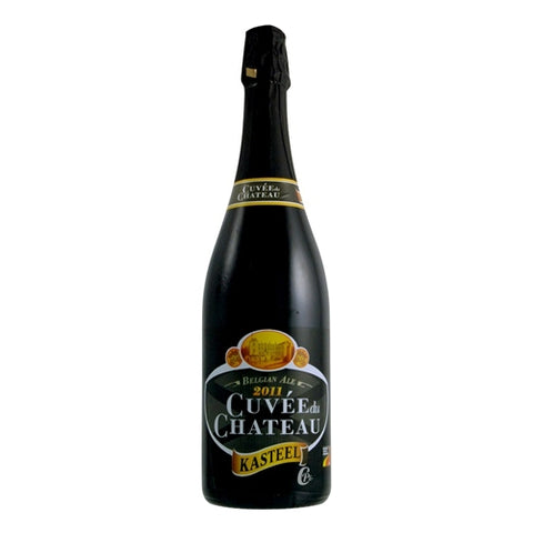 Kasteel Cuvee du Chateau - 750 ml - 11% - Quadrupel