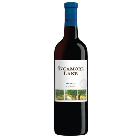 Sycamore Lane Merlot - 750ml - 13.5%