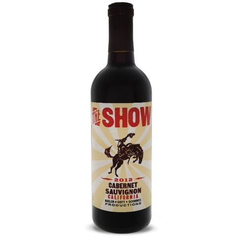 The Show Cabernet Sauvignon - 750ml - 13.9%