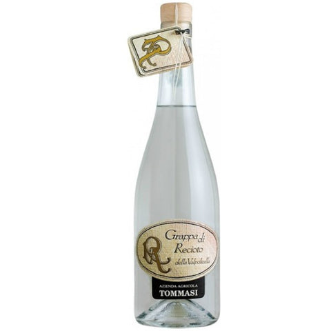 Tommasi Grappa Di Recioto Bianca - 700ml - 45.0%