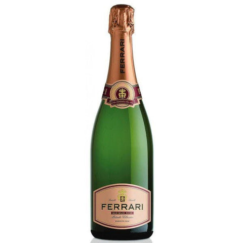 Ferrari Maximum Brut Rose' (Pinot-Noir, Chardonnay)TrentoDOC - 750ml - 12.0%