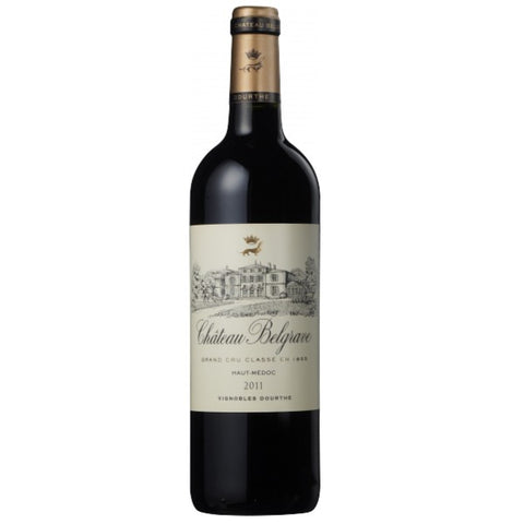 Chateau Belgrave 5th Growth - 750ml - 13.0%