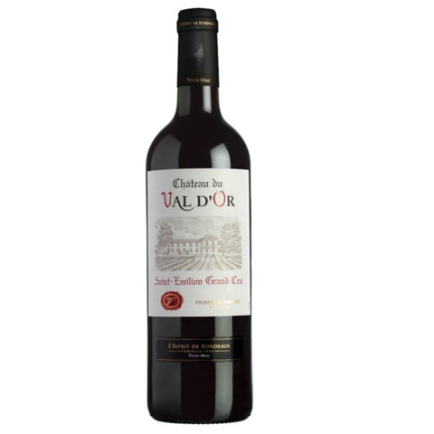 Chateau  Du Val d'Or - 750ml - 14.0%