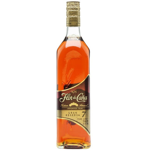 Flor de Caña Grand Reserve Aged 7 Years - 700ml - 40.0%