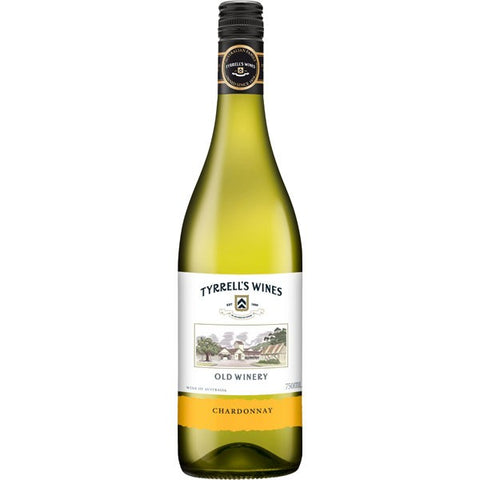 Tyrrell's Chardonnay 'Old Winery' - Australia - 750ml
