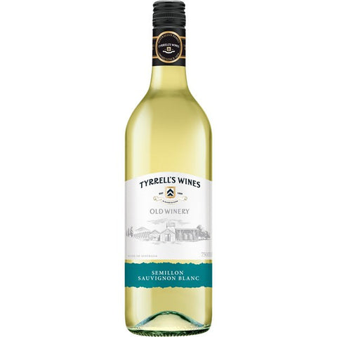 Tyrrell's Sauvignon Blanc Semillon 'Old Winery' - Australia - 750ml