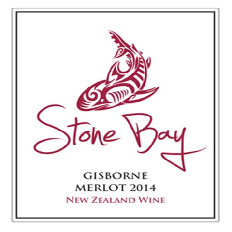 Stone Bay Merlot (Gisborn) - New Zealand - 750ml