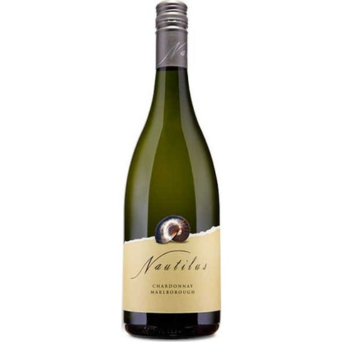 Nautilus Chardonnay (Marlborough) - New Zealand - 750ml