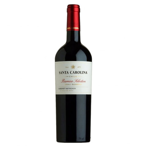 Santa Carolina Cabernet Sauvignon Gran Reserva 'Barrica Selection' - Chile - 750ml