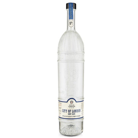 City of London Dry Gin - 700ml - 41.3%
