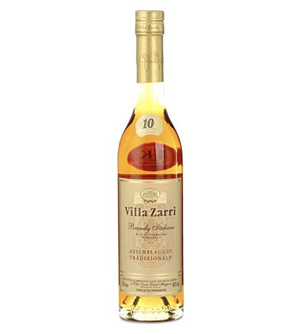 Villa Zarri 10 Years Blended Brandy - 500ml - 44.0%