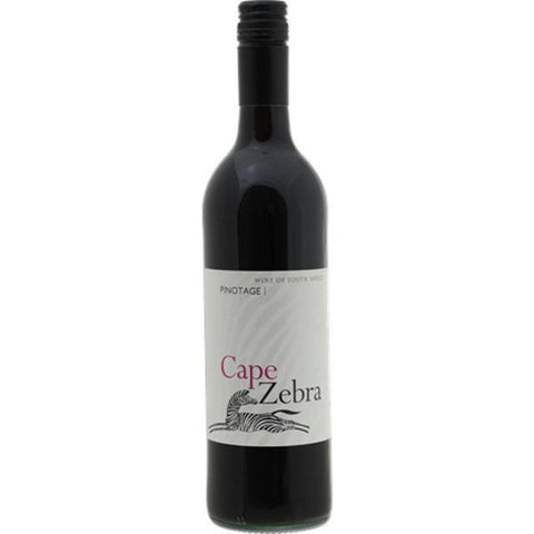 Cape Zebra Pinotage - South Africa - 750ml