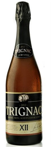 Kasteel Trignac XII - 750 ml - 12% - Abbey Tripel Amber