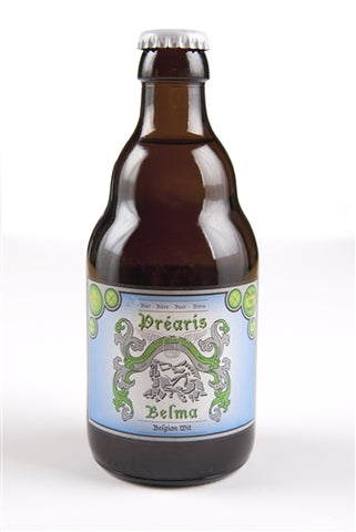 Prearis Belma - 330 ml - 5% - White Beer (Wit)