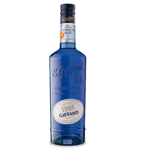 Giffard Blue Curacao - 700ml - 25.0%