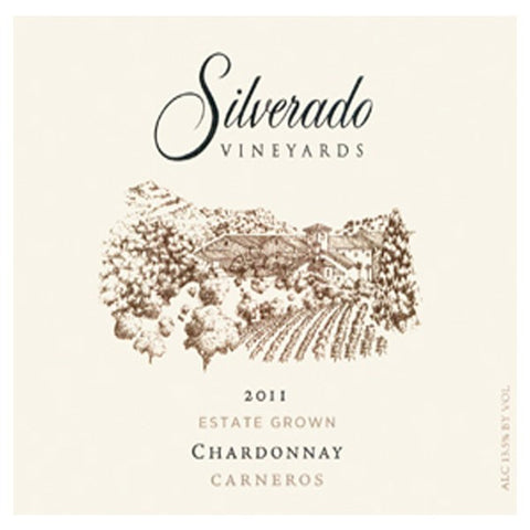 Silverado Vineyards Chardonnay 'Carneros Napa Valley' - America - 750ml
