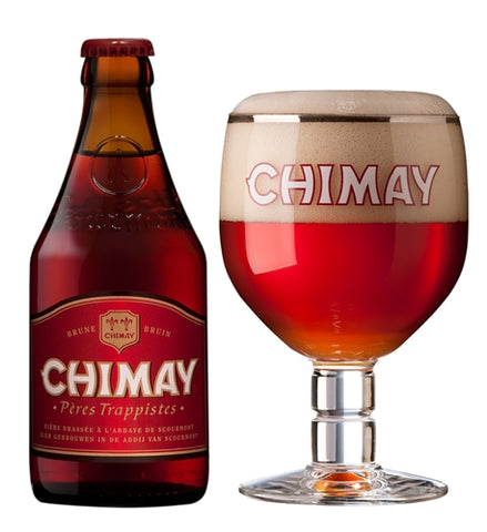 Chimay Red - 330 ml - 7% - Dubbel