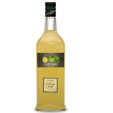 Giffard Syrup Lime Non Alcohol - 1000ml - 0.0%