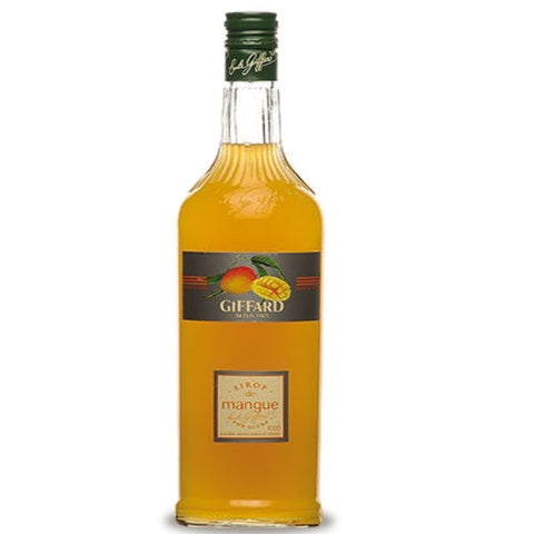 Giffard Syrup Mango Non Alcohol - 1000ml - 0.0%