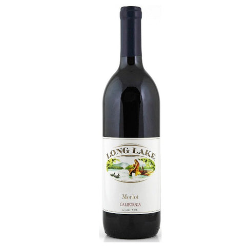 Long Lake Merlot - 750ml - 12.5%
