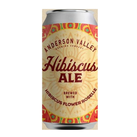 Anderson Valley Hibiscus Ale - 335ml - 5.5%